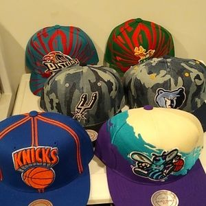 Retro NBA Snapback Hats